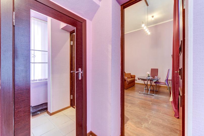 1-комн. квартира, 30 кв.м. на 3 человека, Миллионная улица, 21, Санкт-Петербург - Фотография 6