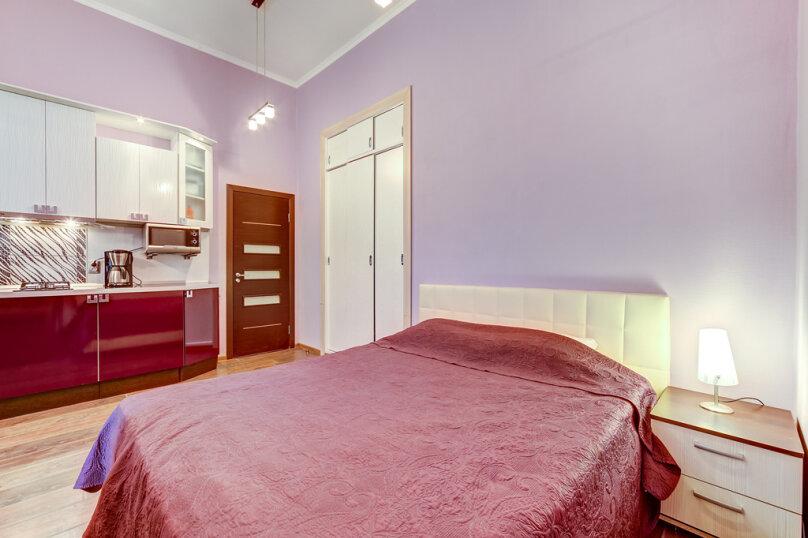 1-комн. квартира, 30 кв.м. на 3 человека, Миллионная улица, 21, Санкт-Петербург - Фотография 12