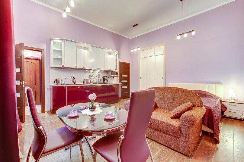 1-комн. квартира, 30 кв.м. на 3 человека, Миллионная улица, 21, Санкт-Петербург - Фотография 13