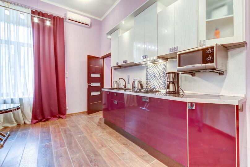 1-комн. квартира, 30 кв.м. на 3 человека, Миллионная улица, 21, Санкт-Петербург - Фотография 16