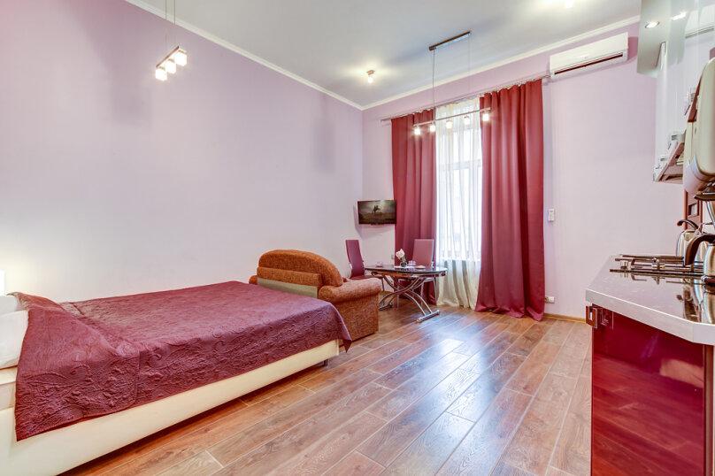 1-комн. квартира, 30 кв.м. на 3 человека, Миллионная улица, 21, Санкт-Петербург - Фотография 17