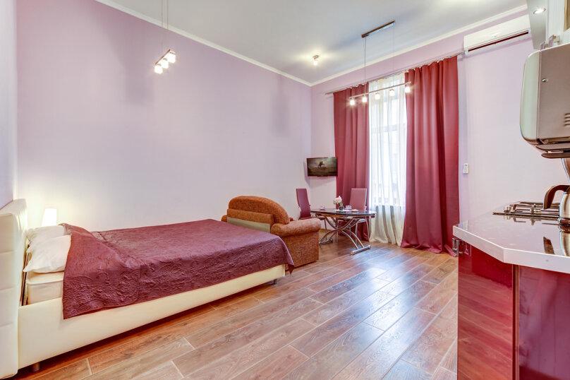 1-комн. квартира, 30 кв.м. на 3 человека, Миллионная улица, 21, Санкт-Петербург - Фотография 18