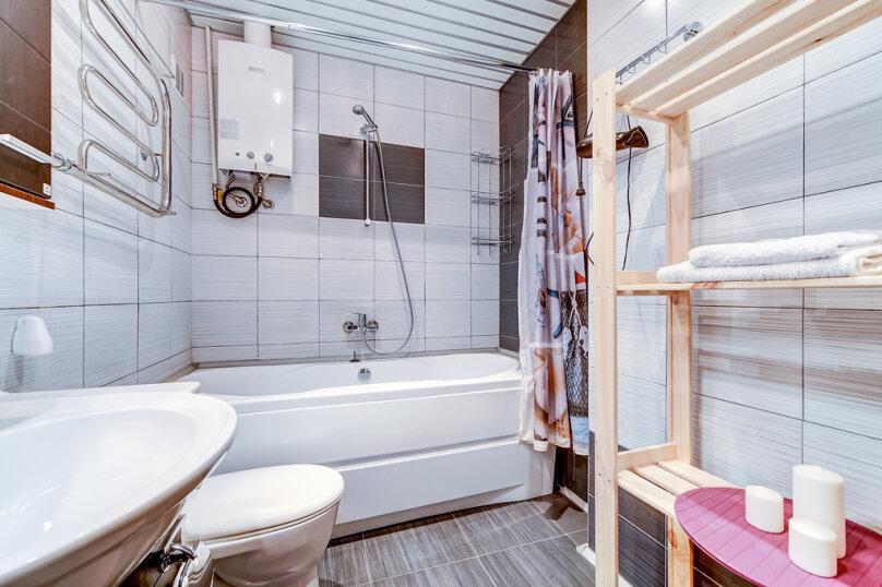 1-комн. квартира, 30 кв.м. на 3 человека, Миллионная улица, 21, Санкт-Петербург - Фотография 19