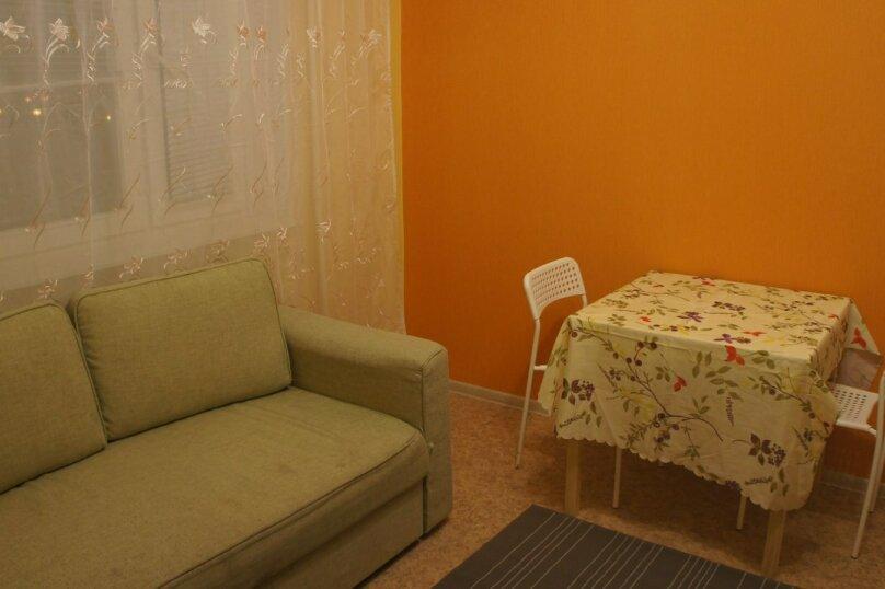 1-комн. квартира, 17 кв.м. на 3 человека, Загорьевская улица, 23к1, Москва - Фотография 2