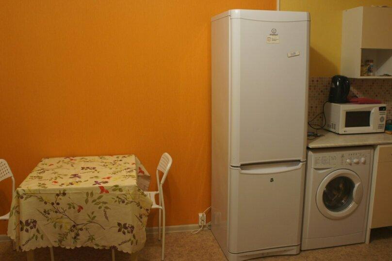 1-комн. квартира, 17 кв.м. на 3 человека, Загорьевская улица, 23к1, Москва - Фотография 8
