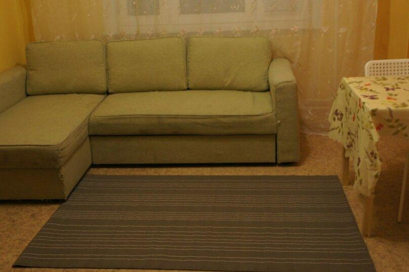 1-комн. квартира, 17 кв.м. на 3 человека, Загорьевская улица, 23к1, Москва - Фотография 1