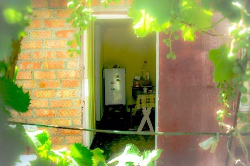 Домик однокомнатный трехместный, 20 кв.м. на 3 человека, 1 спальня, улица Чапаева, 105, Должанская - Фотография 4
