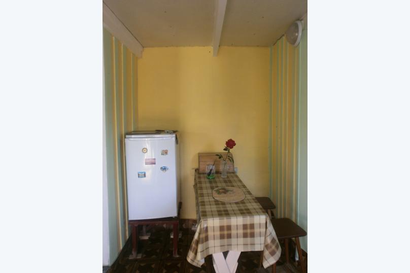 Домик однокомнатный трехместный, 20 кв.м. на 3 человека, 1 спальня, улица Чапаева, 105, Должанская - Фотография 6