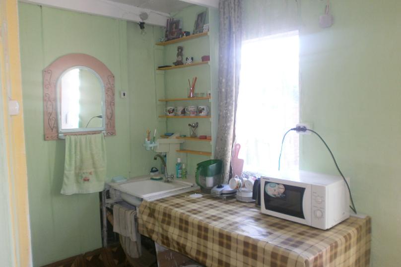 Домик однокомнатный трехместный, 20 кв.м. на 3 человека, 1 спальня, улица Чапаева, 105, Должанская - Фотография 7
