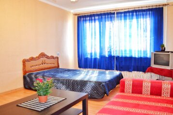 1-комн. квартира, 45 кв.м. на 5 человек, улица Докучаева, 36, Пермь - Фотография 1