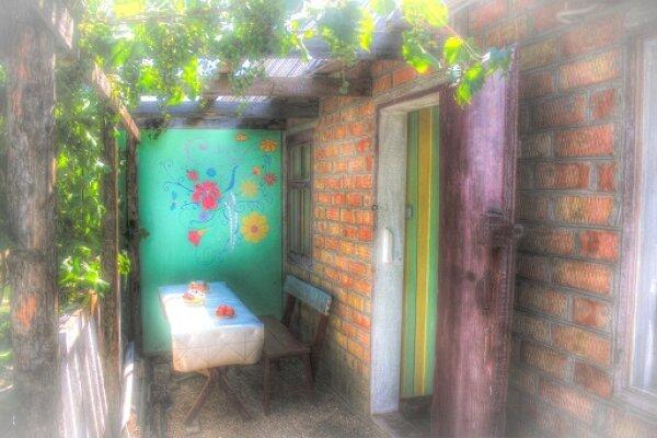 Домик однокомнатный трехместный, 20 кв.м. на 3 человека, 1 спальня, улица Чапаева, 105, Должанская - Фотография 1