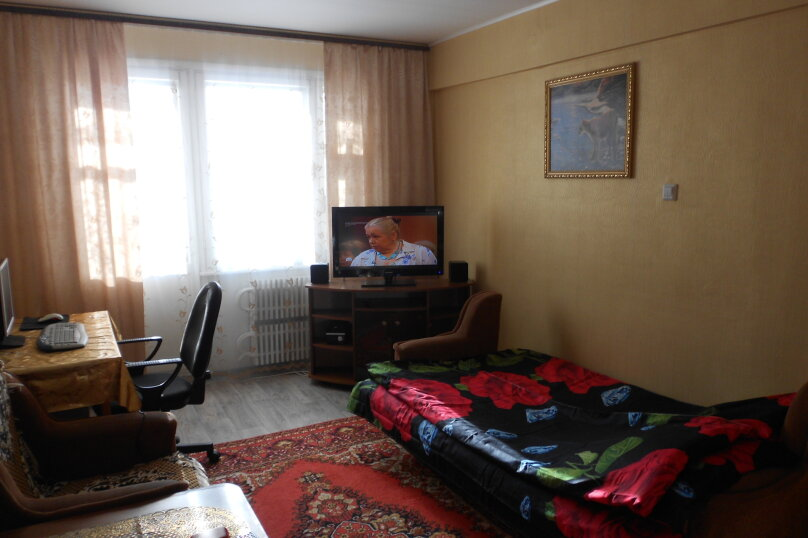 1-комн. квартира, 33 кв.м. на 3 человека, Гагарина, 175А, Байкальск - Фотография 1