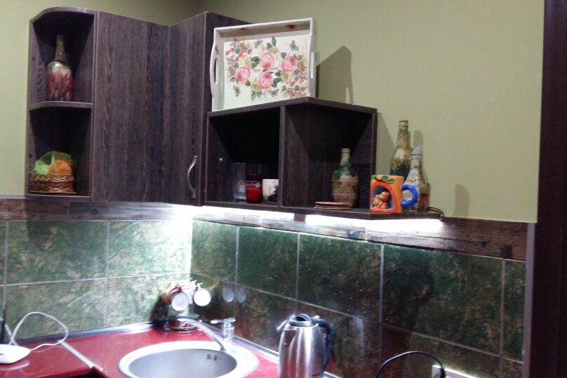 1-комн. квартира, 25 кв.м. на 3 человека, Приморская улица, 11А, Алупка - Фотография 10