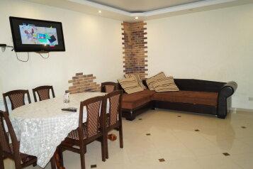 Дом для отпуска на Куйбышева трехкомнатный на 8 человек, 120 кв.м. на 10 человек, 3 спальни, Куйбышева, Адлер - Фотография 4