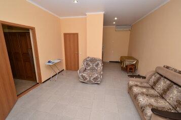 Часть дома с отдельным входом, 60 кв.м. на 6 человек, 3 спальни, Почтовая улица, Витязево - Фотография 2