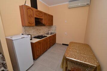 Часть дома с отдельным входом, 60 кв.м. на 6 человек, 3 спальни, Почтовая улица, Витязево - Фотография 3