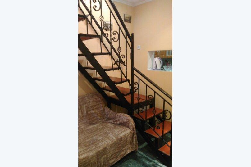 Двухкомнатный коттедж под ключ., 45 кв.м. на 6 человек, 2 спальни, Советская, 58а, Симеиз - Фотография 9