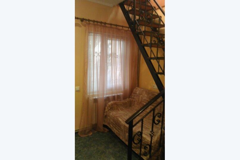 Двухкомнатный коттедж под ключ., 45 кв.м. на 6 человек, 2 спальни, Советская, 58а, Симеиз - Фотография 11