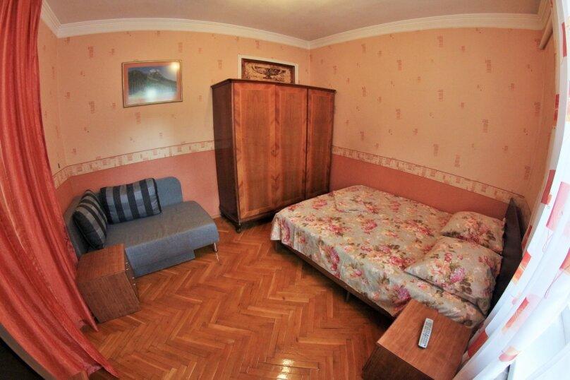 3-х местный с дополнительным местом, улица Луначарского, 46, Геленджик - Фотография 1