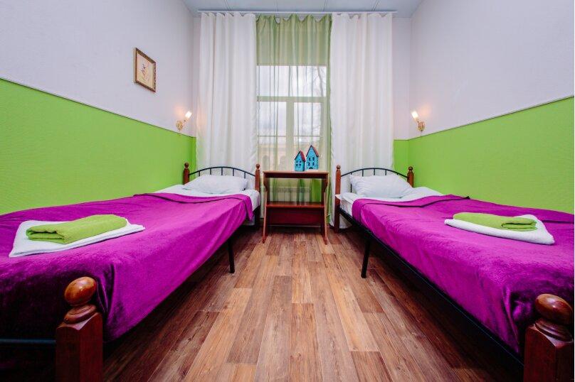 Номер с двумя раздельными кроватями, Итальянская улица, 12А, Санкт-Петербург - Фотография 3