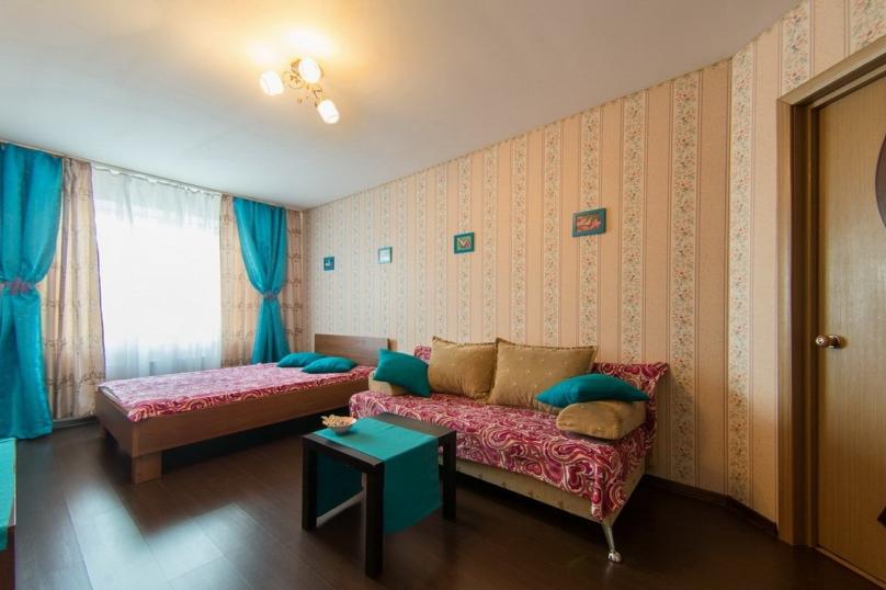 1-комн. квартира, 45 кв.м. на 5 человек, улица Ленина, 80, Пермь - Фотография 3