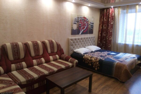 1-комн. квартира, 50 кв.м. на 4 человека, Рижский проспект, 74А, район Завеличье, Псков - Фотография 1