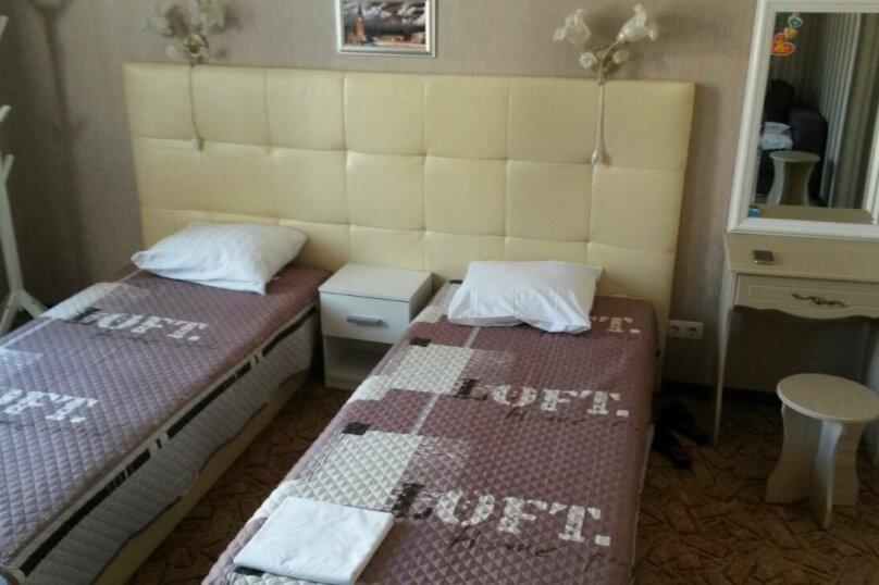 1-комн. квартира, 39 кв.м. на 4 человека, улица Партизанская, 14, Ялта - Фотография 8