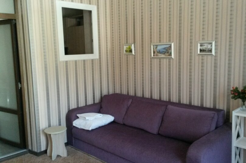 1-комн. квартира, 39 кв.м. на 4 человека, улица Партизанская, 14, Ялта - Фотография 14