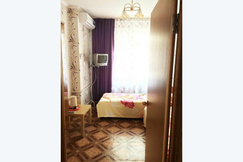 (24)Эконом-стандарт с кондиционером для 2х гостей , Лазурная улица, 12, Адлер - Фотография 1