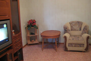 2-комн. квартира, 56 кв.м. на 4 человека, Боевая улица, 36к1, Ленинский район, Астрахань - Фотография 3
