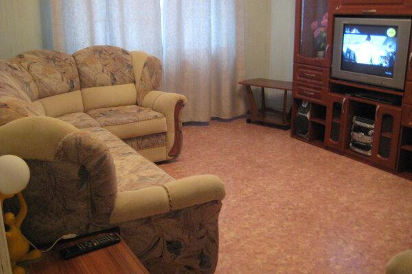 2-комн. квартира, 56 кв.м. на 4 человека, Боевая улица, 36к1, Ленинский район, Астрахань - Фотография 1