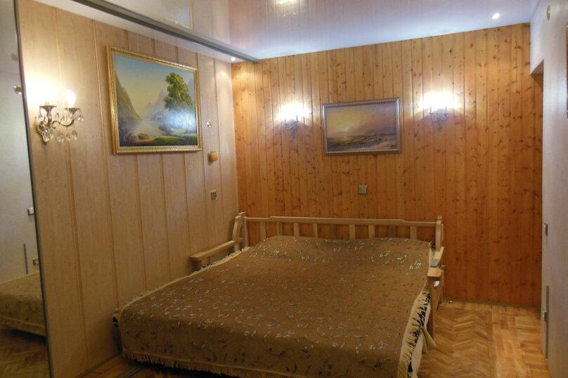 2-комн. квартира, 50 кв.м. на 4 человека, октябрьская, 31, Алушта - Фотография 2
