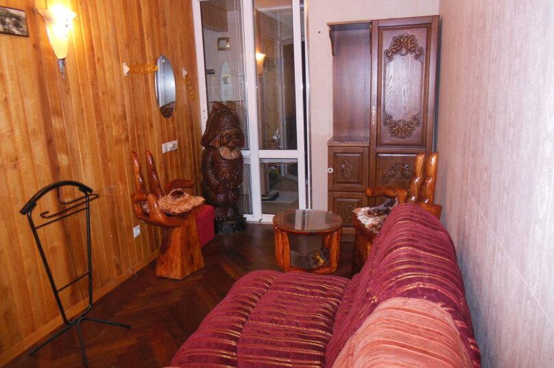 2-комн. квартира, 50 кв.м. на 4 человека, октябрьская, 31, Алушта - Фотография 6