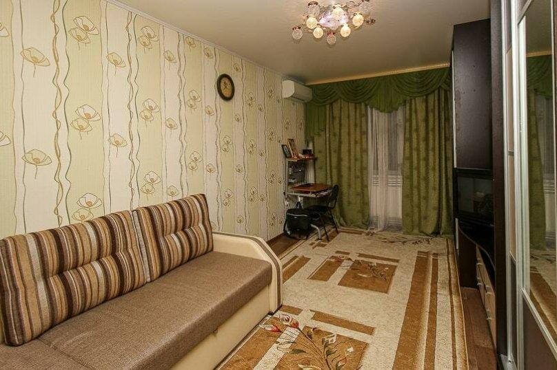 2-комн. квартира, 60 кв.м. на 4 человека, улица Седина, 53/16, Ейск - Фотография 2