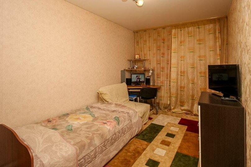 2-комн. квартира, 60 кв.м. на 4 человека, улица Седина, 53/16, Ейск - Фотография 5