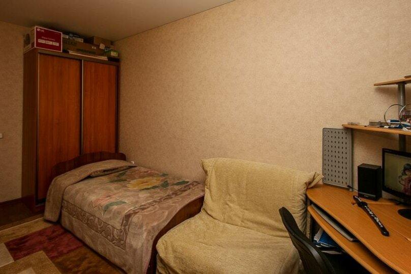 2-комн. квартира, 60 кв.м. на 4 человека, улица Седина, 53/16, Ейск - Фотография 8