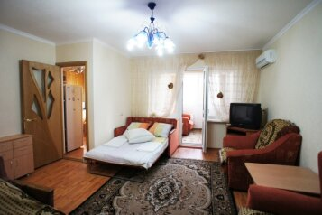 1-комн. квартира, 30 кв.м. на 4 человека, улица Победы, Лазаревское - Фотография 3