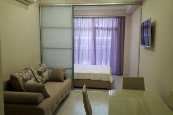 1-комн. квартира, 32 кв.м. на 4 человека, Черноморская улица, 6, Сочи - Фотография 1
