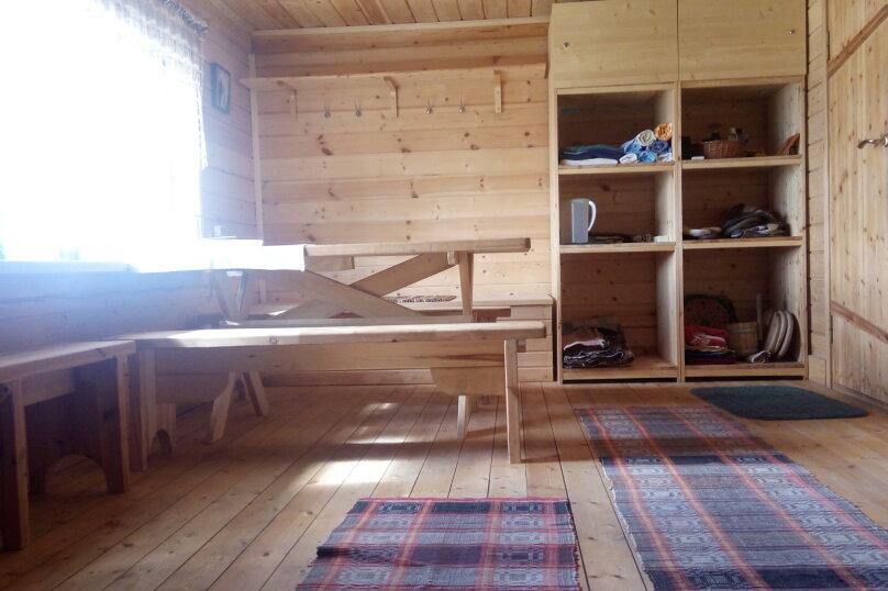 Дача, 160 кв.м. на 8 человек, 5 спален, деревня Кривоноговская, 15, Медвежьегорск - Фотография 12