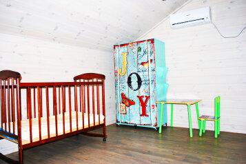 Дача, 120 кв.м. на 8 человек, 3 спальни, Александрийская улица, Ильичевск - Фотография 4