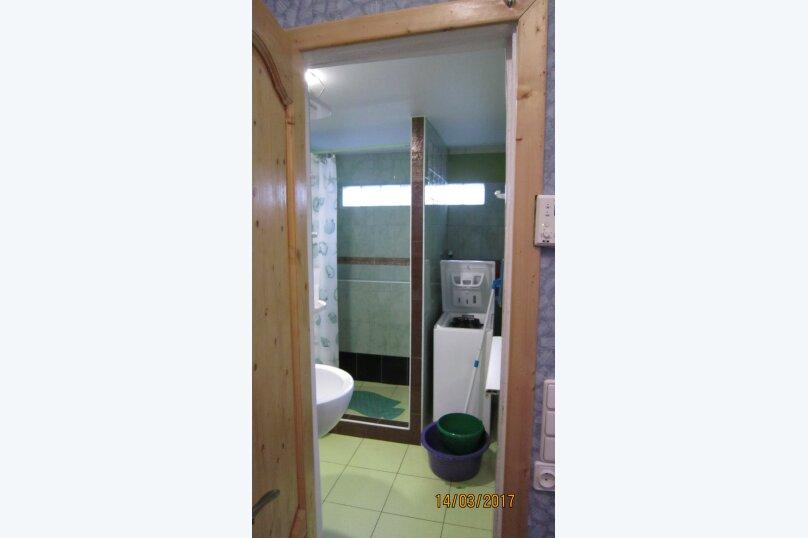 Дом, 60 кв.м. на 4 человека, 1 спальня, улица 15 Апреля, 15, Алушта - Фотография 5