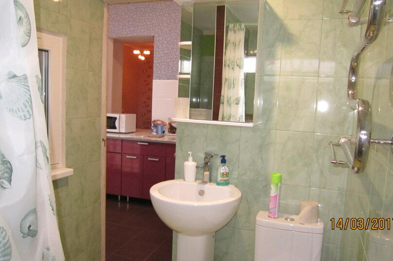 Дом, 60 кв.м. на 4 человека, 1 спальня, улица 15 Апреля, 15, Алушта - Фотография 7