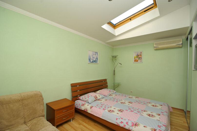 3-комн. квартира, 66 кв.м. на 7 человек, улица Чехова, 13, Ялта - Фотография 7