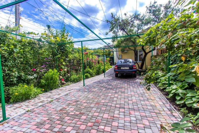 Двухкомнатный дом возле моря, 45 кв.м. на 5 человек, 2 спальни, улица Генерала Бирюзова, 19, Судак - Фотография 8