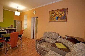 3-комн. квартира, 65 кв.м. на 8 человек, улица Чехова, Ялта - Фотография 1