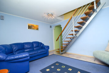3-комн. квартира, 66 кв.м. на 7 человек, улица Чехова, 13, Ялта - Фотография 1
