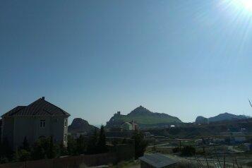 Дом c видом на море и Генуэзскую крепость, 80 кв.м. на 8 человек, 4 спальни, Юго-Западная, Судак - Фотография 4