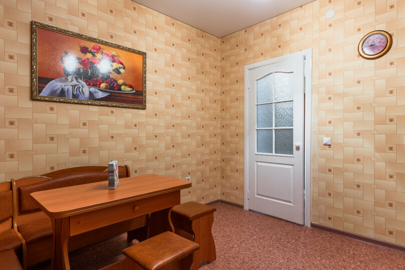 1-комн. квартира, 42 кв.м. на 4 человека, 45 Стрелковой дивизии, 108, Воронеж - Фотография 11