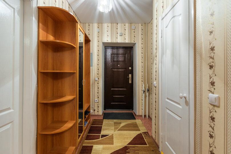 1-комн. квартира, 42 кв.м. на 4 человека, 45 Стрелковой дивизии, 108, Воронеж - Фотография 13