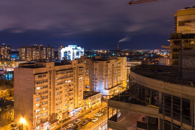 1-комн. квартира, 42 кв.м. на 4 человека, 45 Стрелковой дивизии, 108, Воронеж - Фотография 15